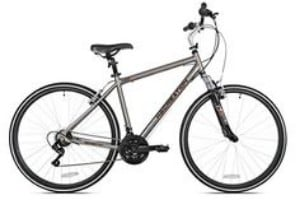 "Recreation 700H Silver 21"" Hybrid Bike Review"