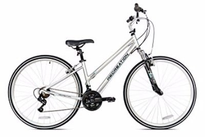 Recreation Women's Journey Hybrid Bike Review
