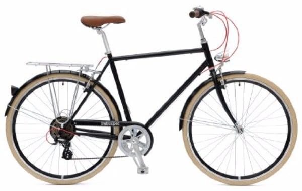 Retrospec Diamond Frame Sid-7 Hybrid Urban Commuter Road Bicycle Review