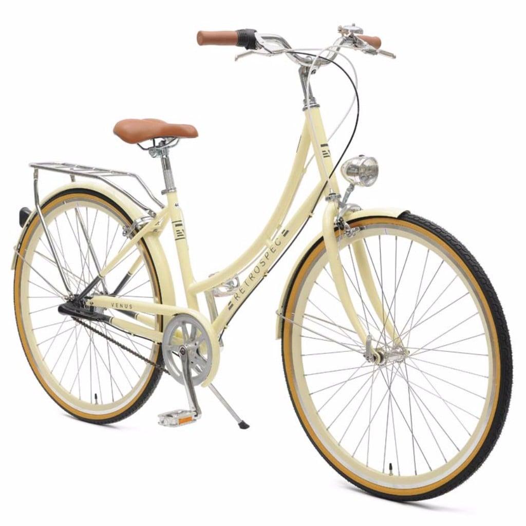 Retrospec Venus Dutch Step-Thru City Comfort Hybrid Bike Review