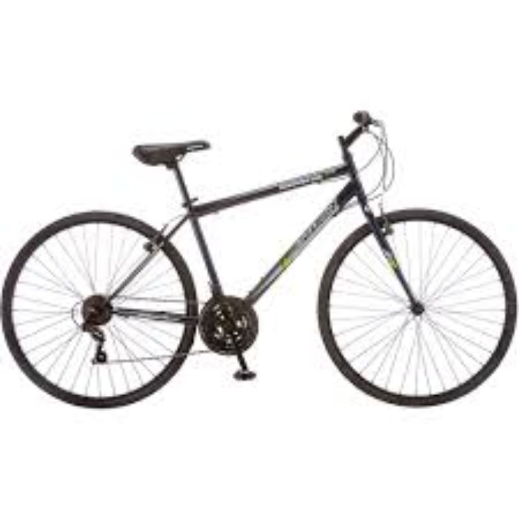 Roadmaster Adventures 700c Dark Blue Men's Hybrid Bike Review