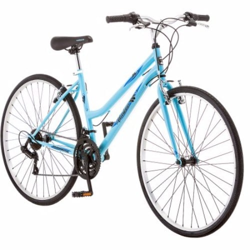 Roadmaster Adventures 700c Light Blue Women's Hybrid Bike Review