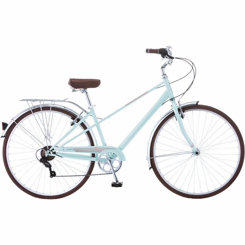Schwinn Admiral 700c Mint Green Women's Hybrid Bike Review