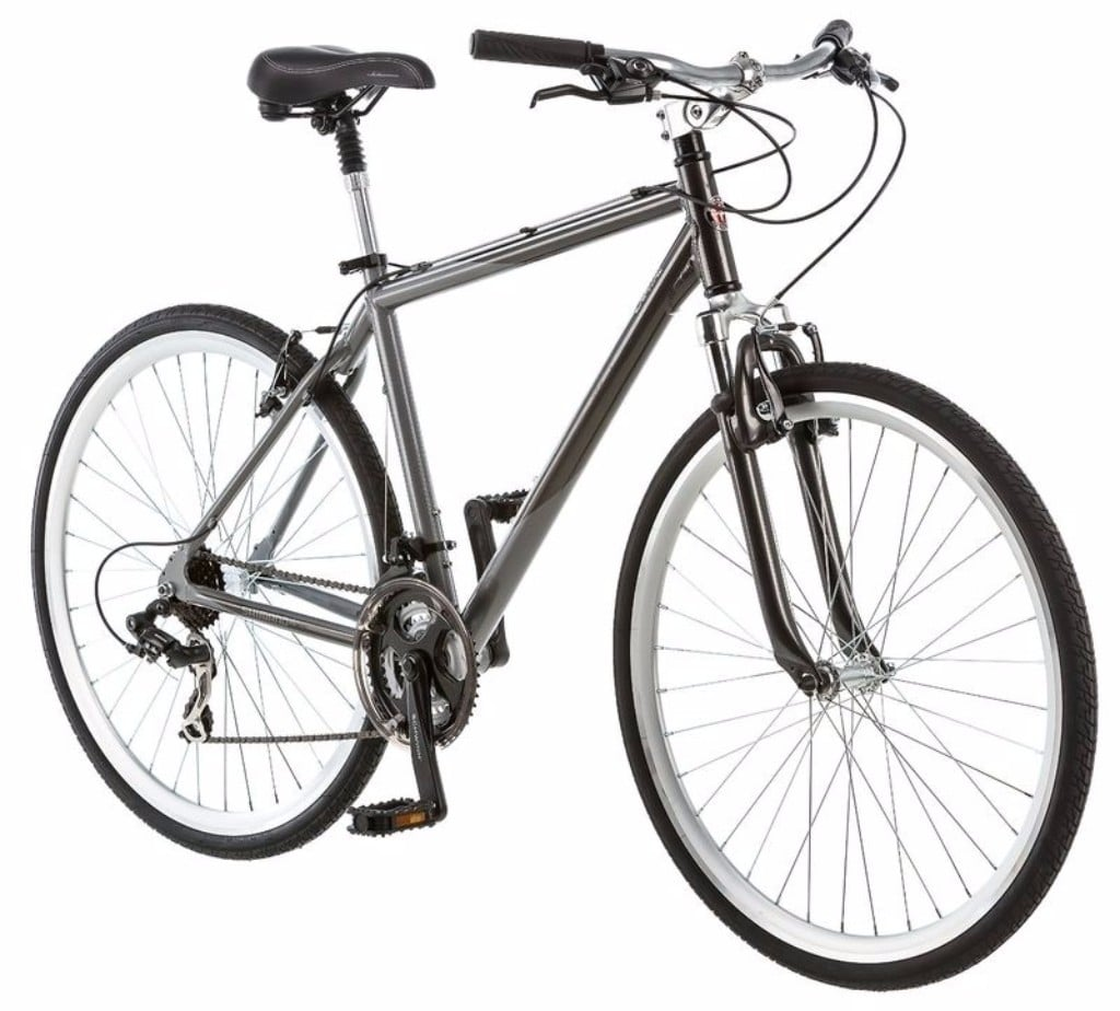 Schwinn Capital 700c Men's Grey Hybrid Bicycle Review
