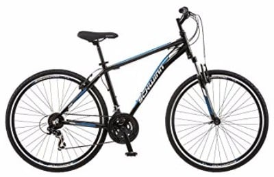 "Schwinn GTX 1.0 700c 18"" Black Men's Dual Sport Bike Review"
