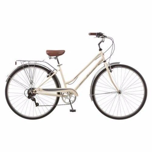 Schwinn Gateway 28″ Wheel 700c Cream Women's Hybrid Bike Review