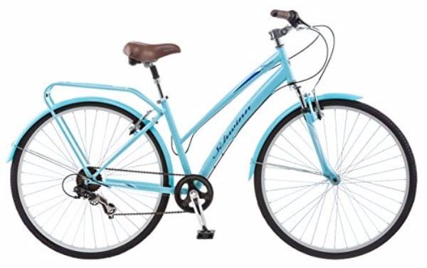 Schwinn Network 2.0 700c 16-Inch Blue Women's Hybrid Bike Review