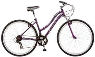 Schwinn Odana 700c 16-Inch Purple Women's Hybrid Bike Review