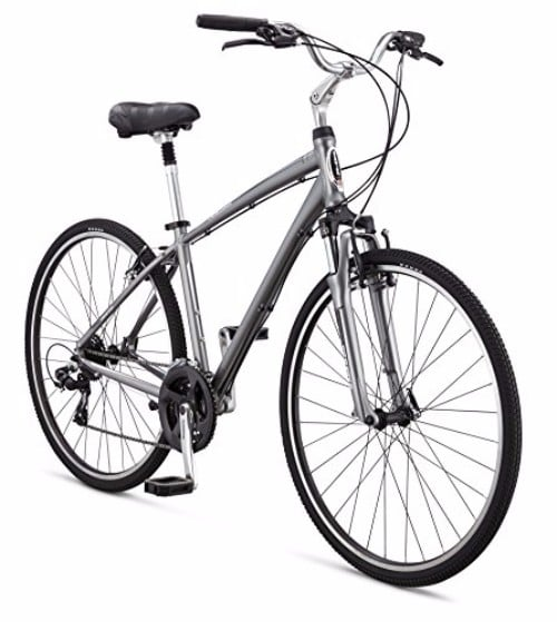 Schwinn Voyager 1 700C Wheels Men's Hybrid Bicycle