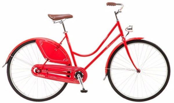 "Schwinn Yorkshire Red 16"" Women's Skirt Bike Review"