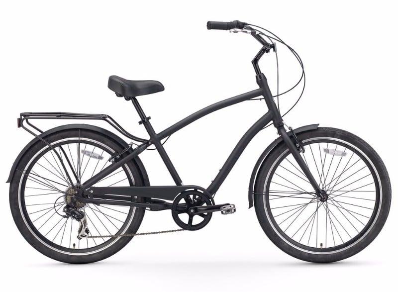Sixthreezero EVRYjourney Men's 26-Inch Hybrid Cruiser Bicycle Review