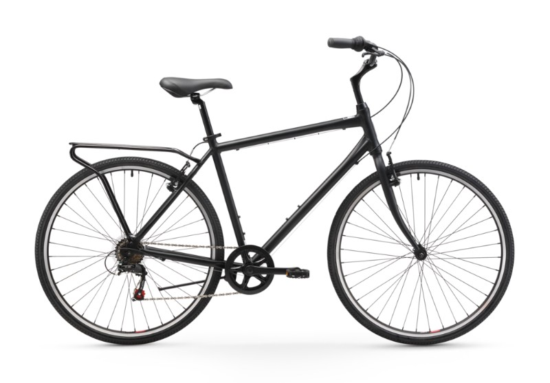 Sixthreezero Explore Your Range Men's 20″ 700C 7-Speed Hybrid Bicycle Review