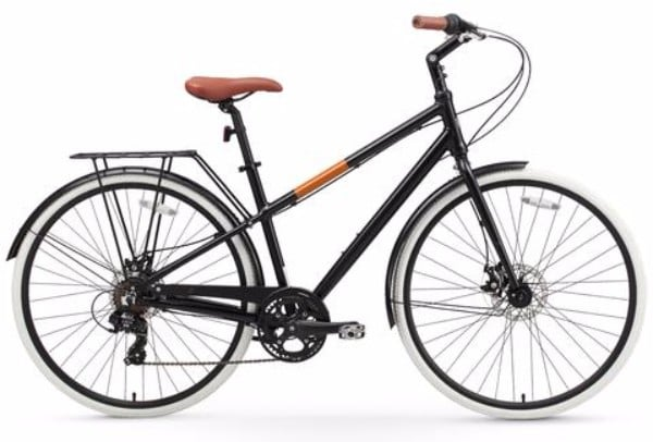 Sixthreezero Reach Your Destination Men's 17″ 700C 7-Speed Hybrid Bicycle Review