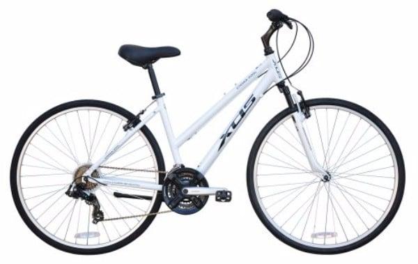 XDS Women's Cross 200 21-Speed 44cm Hybrid Bicycle
