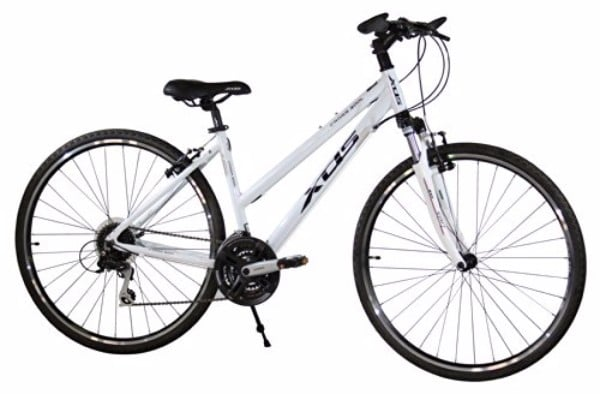 XDS Women's Cross 300 24-Speed 44cm Hybrid Bicycle Review